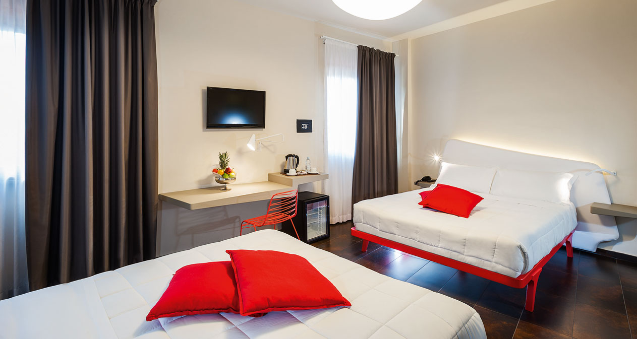 Ibis styles palermo president hotel 4 a palermo for Design hotel palermo